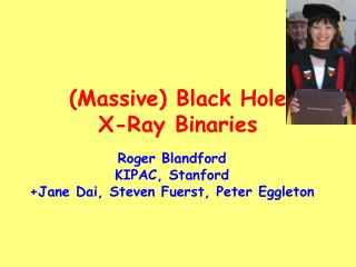 (Massive) Black Hole  X-Ray Binaries