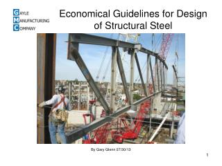 Economical Guidelines for Design  of Structural Steel