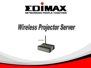 Wireless Projector Server