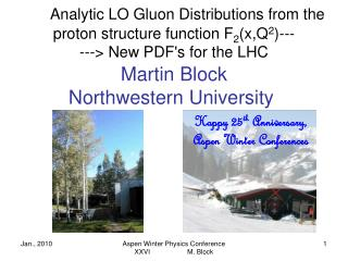 Analytic LO Gluon Distributions from the  proton structure function F 2 (x,Q 2 )---