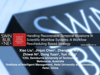 Xiao Liu 1 , Jinjun Chen 1 , Zhangjun Wu 2 ,  Zhiwei Ni 2 , Dong Yuan 1 , Yun Yang 1
