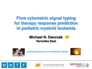 Flow  cytometric  signal typing for therapy response prediction in  pediatric  myeloid  leukemia
