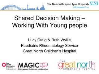 Shared Decision Making – Working With Young people