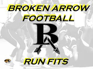 BROKEN ARROW  FOOTBALL