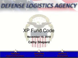 XP Fund Code