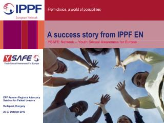 A success story from IPPF EN