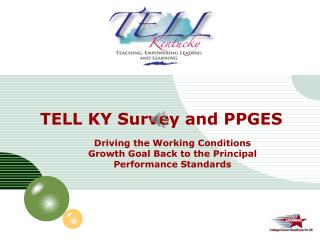 TELL KY Survey and PPGES