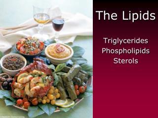The Lipids