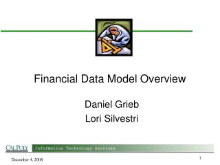 Financial Data Model Overview