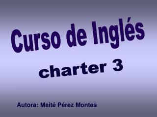 Charter 3