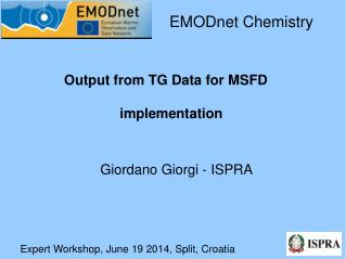 Expert Workshop, June 19 2014, Split, Croatia