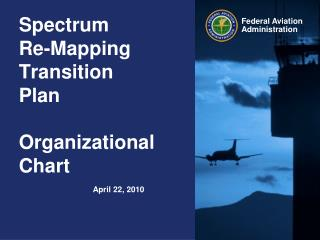 Spectrum  Re-Mapping Transition Plan Organizational Chart