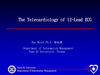 The Telecardiology of 12-Lead ECG