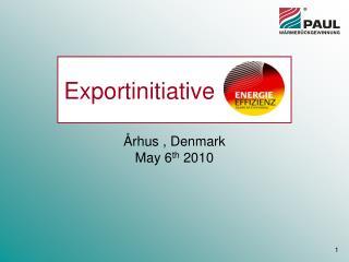 Exportinitiative