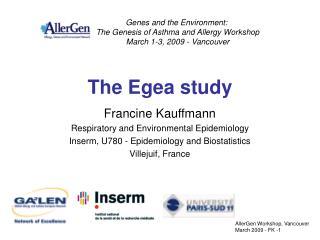 The Egea study