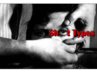 Sh   t Types