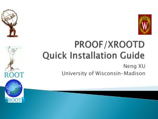 PROOF/XROOTD  Quick Installation Guide