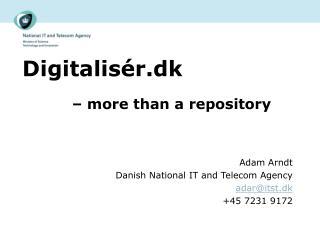 Digitalis�r.dk