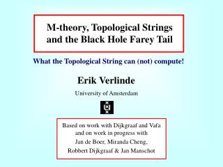 M-theory, Topological Strings and the Black Hole Farey Tail