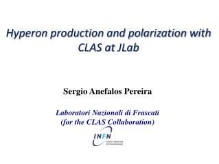Hyperon production and polarization with CLAS at  JLab