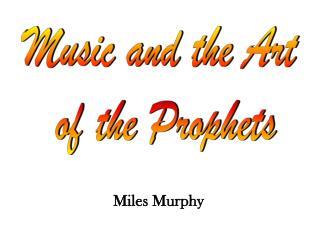 Miles Murphy