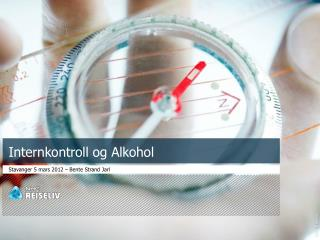 Internkontroll og Alkohol