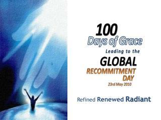 Refined Renewed Radiant