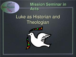 Mission Seminar in Acts