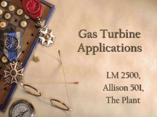 Gas Turbine Applications