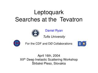 Leptoquark  Searches at the  Tevatron