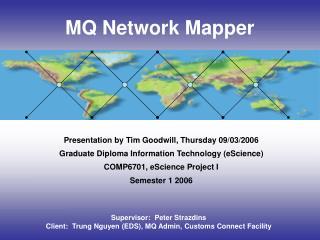 MQ Network Mapper