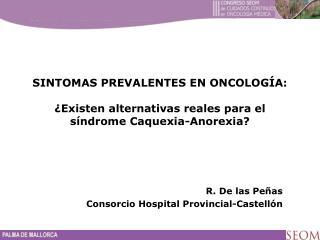 R. De las Peñas Consorcio Hospital Provincial-Castellón