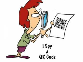 If you do not already have a QR reader please download one of the following: