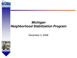 Michigan Neighborhood Stabilization Program