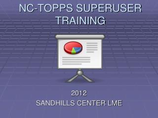 NC-TOPPS SUPERUSER  TRAINING