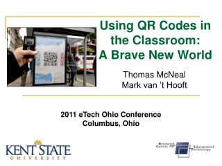 Using QR Codes in the Classroom:  A Brave New World