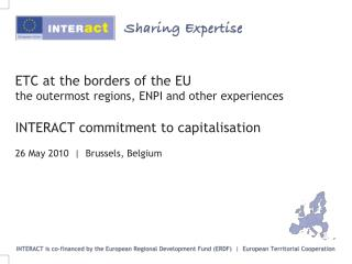 INTERACT commitment to capitalisation