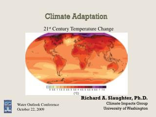 Climate Adaptation