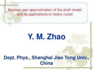 Dept. Phys., Shanghai Jiao Tong Univ., China