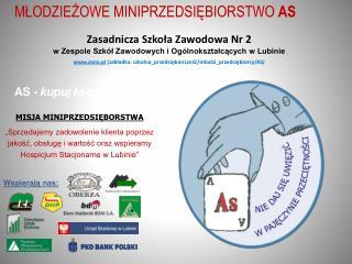 Zasadnicza Szkoła Zawodowa Nr 2 w Zespole Szkół Zawodowych i Ogólnokształcących w Lubinie