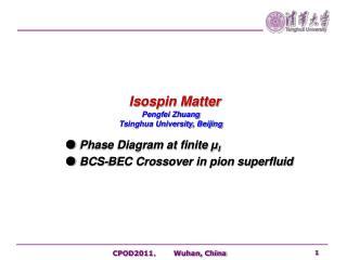 Isospin Matter
