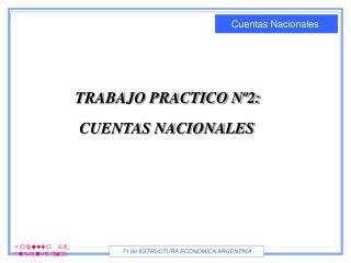 TRABAJO PRACTICO Nº2: