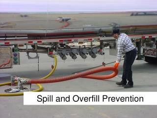 Spill and Overfill Prevention