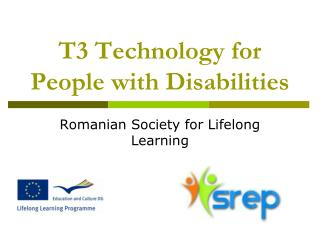 T3 Technology for People with Disabilities