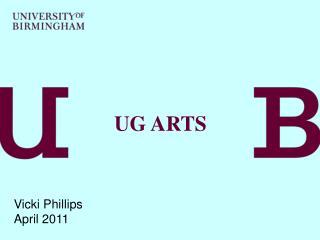 UG ARTS