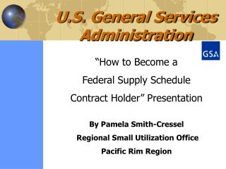 U.S. General Services Administration
