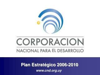 Plan Estratégico 2006-2010