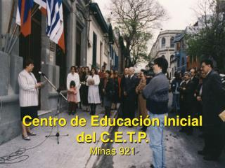 Centro de Educación Inicial del C.E.T.P.