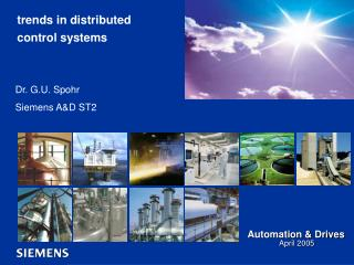 trends in distributed control systems