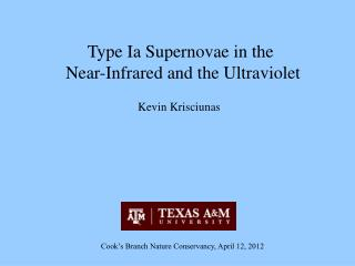 Type Ia Supernovae in the Near-Infrared and the Ultraviolet